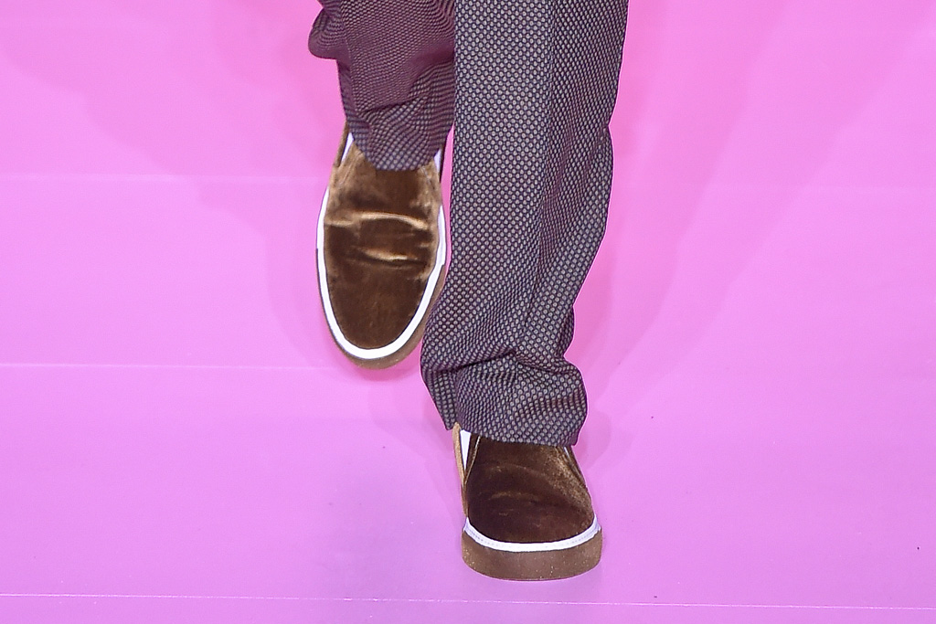 Givenchy Men's Fashion Week Fall 2016 Shoes