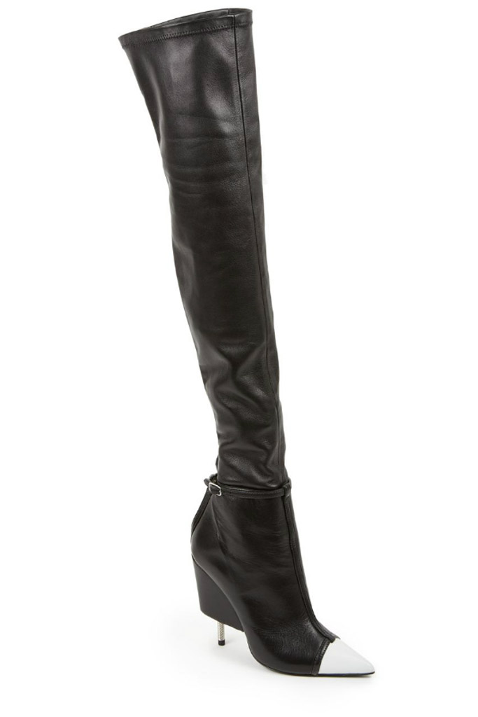 Givenchy Thigh-High Boots