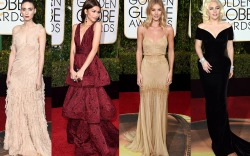 Golden Globes Red Carpet 2016 Celebrity