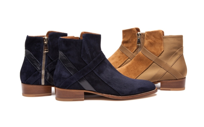 Grand Voyage boots