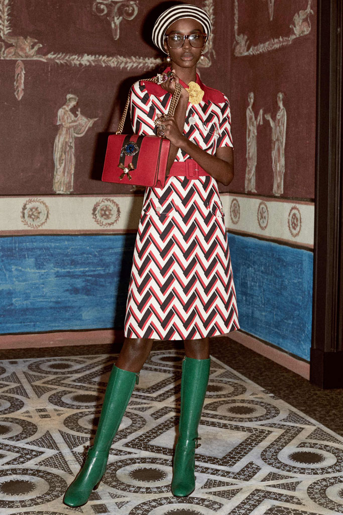 gucci pre-fall 16 collection