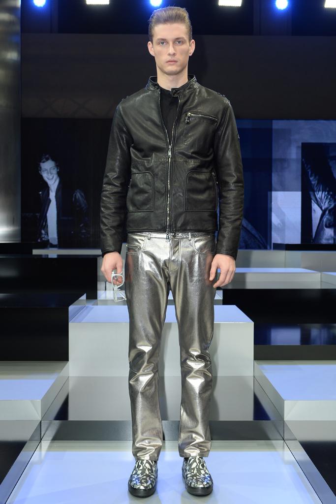Hogan Milan Men's Fashion Week Fall 2016 Shoes