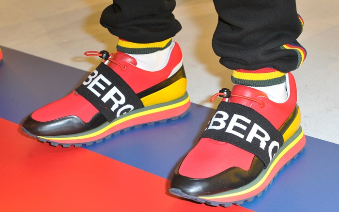 Iceberg Milan Men's Fashion Week Fall 2016 Shoes