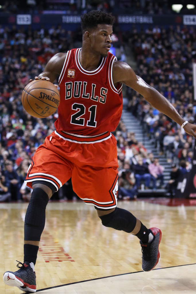 Jimmy Butler Chicago Bulls Air Jordan XX9 Low
