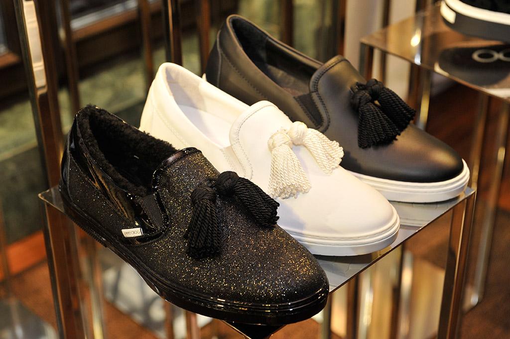 Jimmy Choo Milan Men's Fashion Week Fall 2016 Shoes
