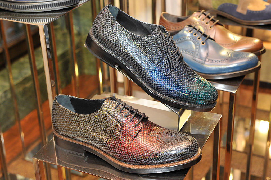 Jimmy Choo Milan Men's Fashion Week Fall 2016 Shoes