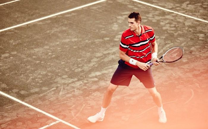 John Isner Fila Tennis