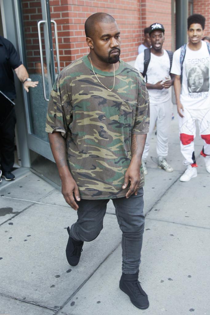 Kanye West Maison Margiela Sneakers