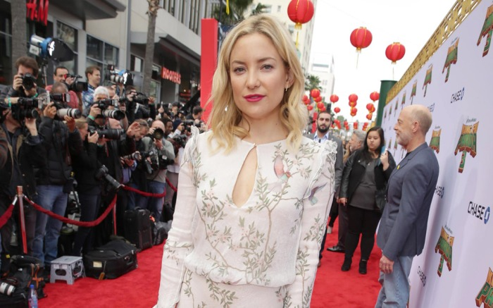 Kate Hudson Kung Fu Panda 3 Premiere