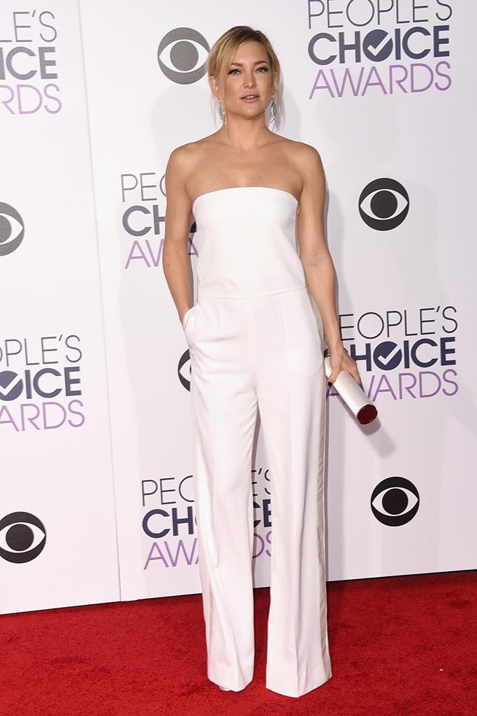 Kate Hudson People's Choice Awards 2016 Red Carpet