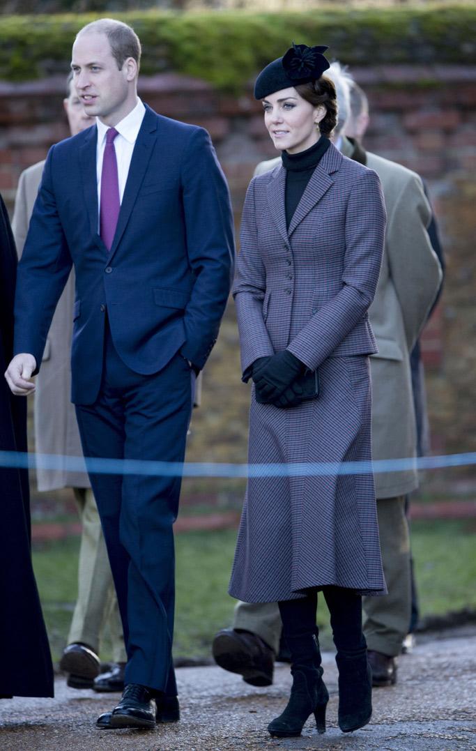 Kate Middleton Aquatalia
