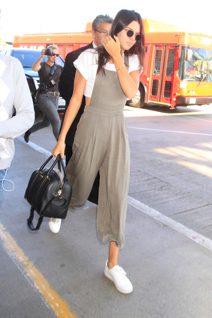Kendall Jenner Kenneth Cole Sneakers