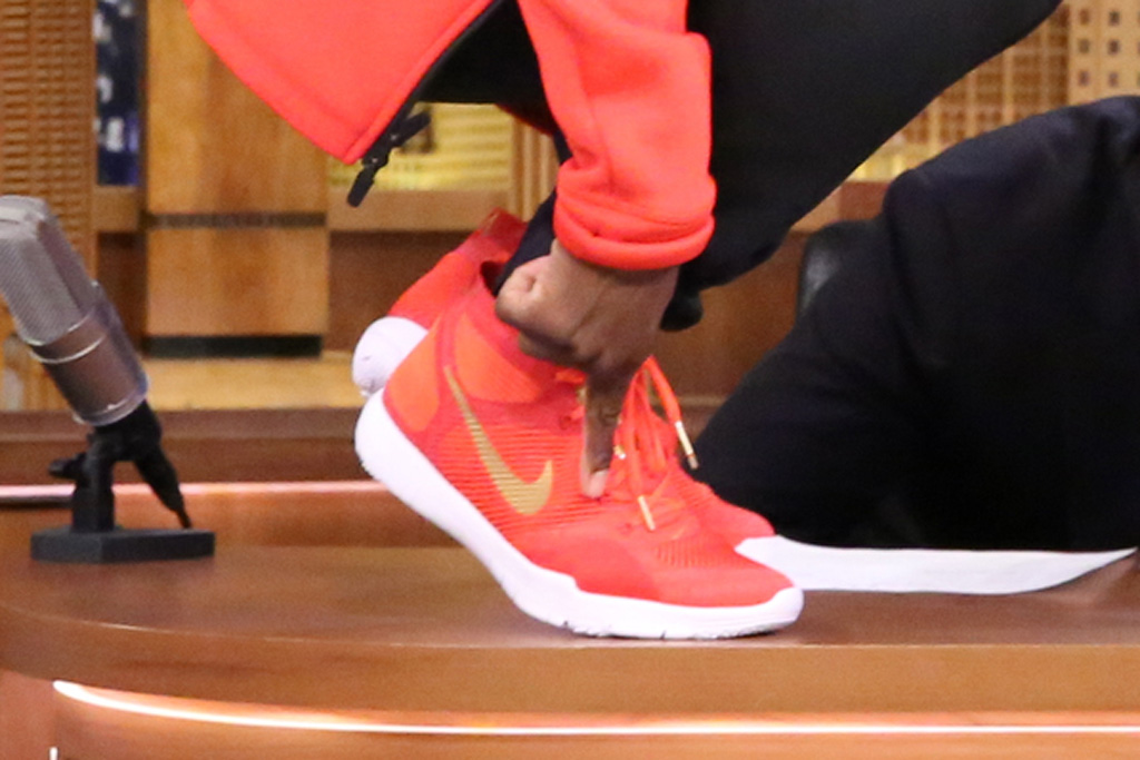 Kevin Hart Nike Jimmy Fallon