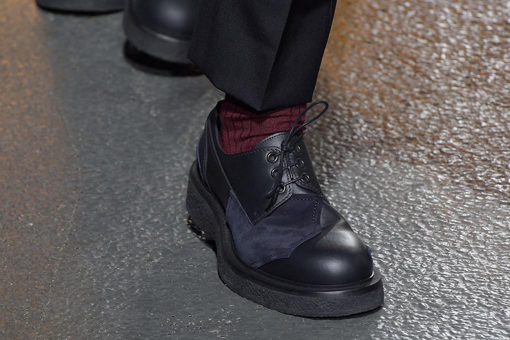 Lanvin Men's Fashion Week Fall 2016 Shoes