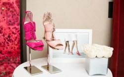 L.K. Bennett Bionda Castana Shoes