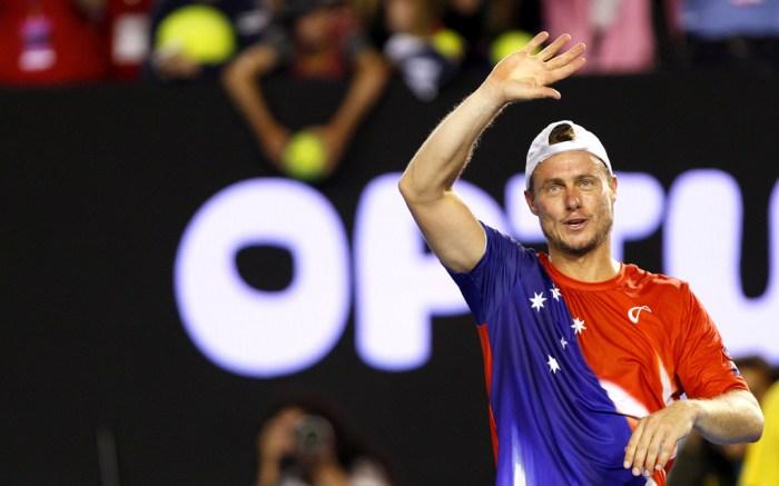 Lleyton Hewitt Australian Open