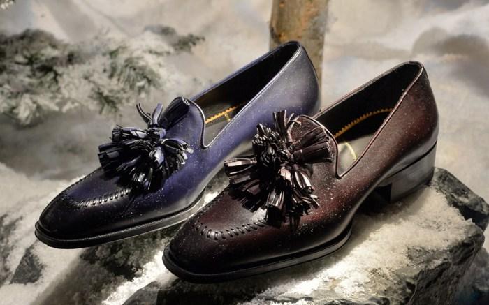 Louis Leeman Fall 2016 Shoes
