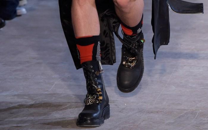Maison Margiela Men's Fashion Week Fall 2016 Shoes