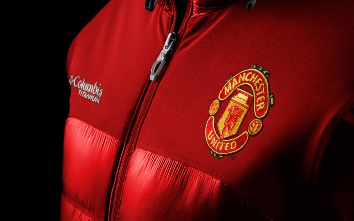 Manchester United Columbia Sportswear