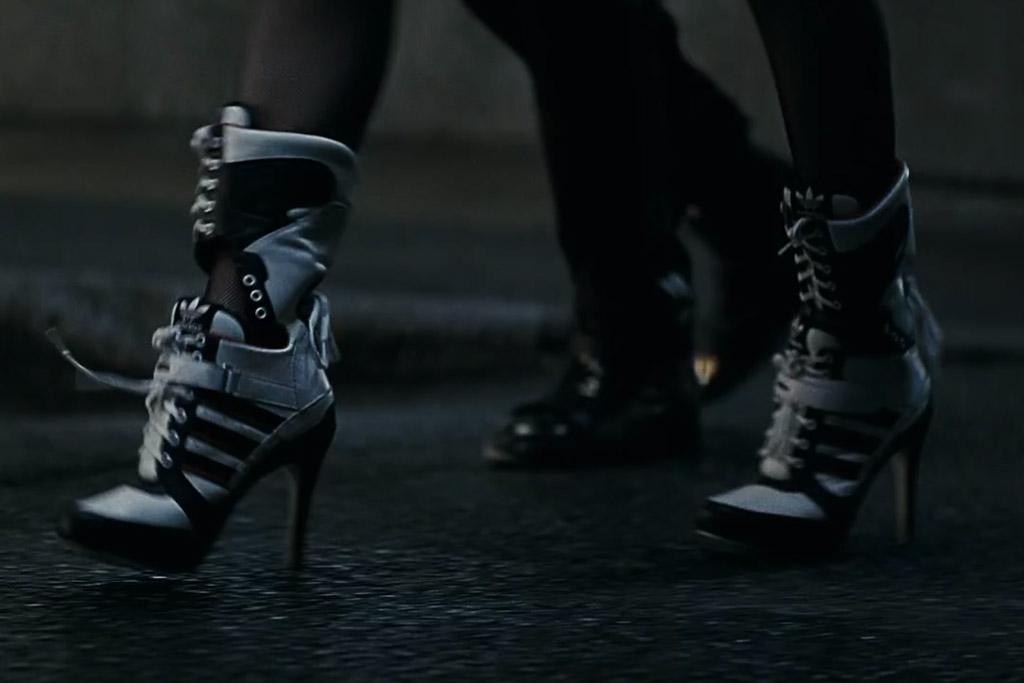 Margot Robbie Harley Quinn Adidas Suicide Squad