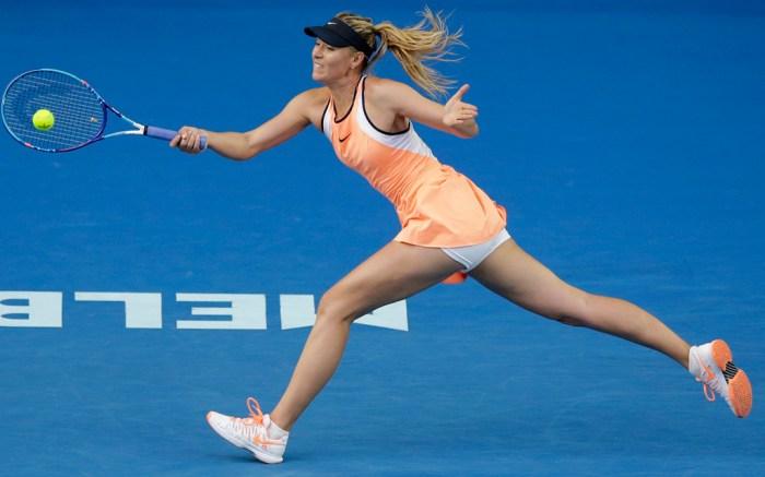 Maria Sharapova Australian Open 2016 Nike