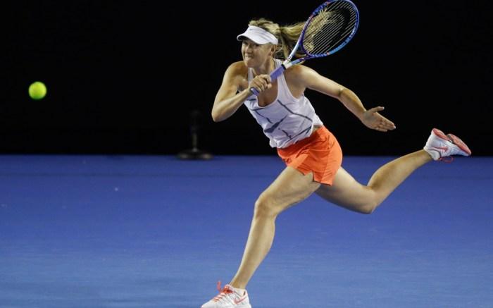 Maria Sharapova 2016 Australian Open Shoes