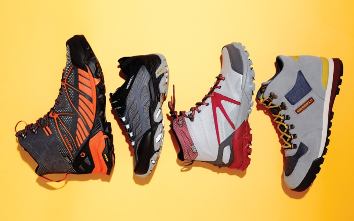 Merrell Shoes Fall 2016