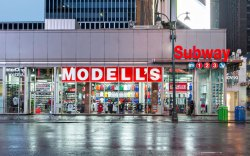Modell's 34th Street New York store