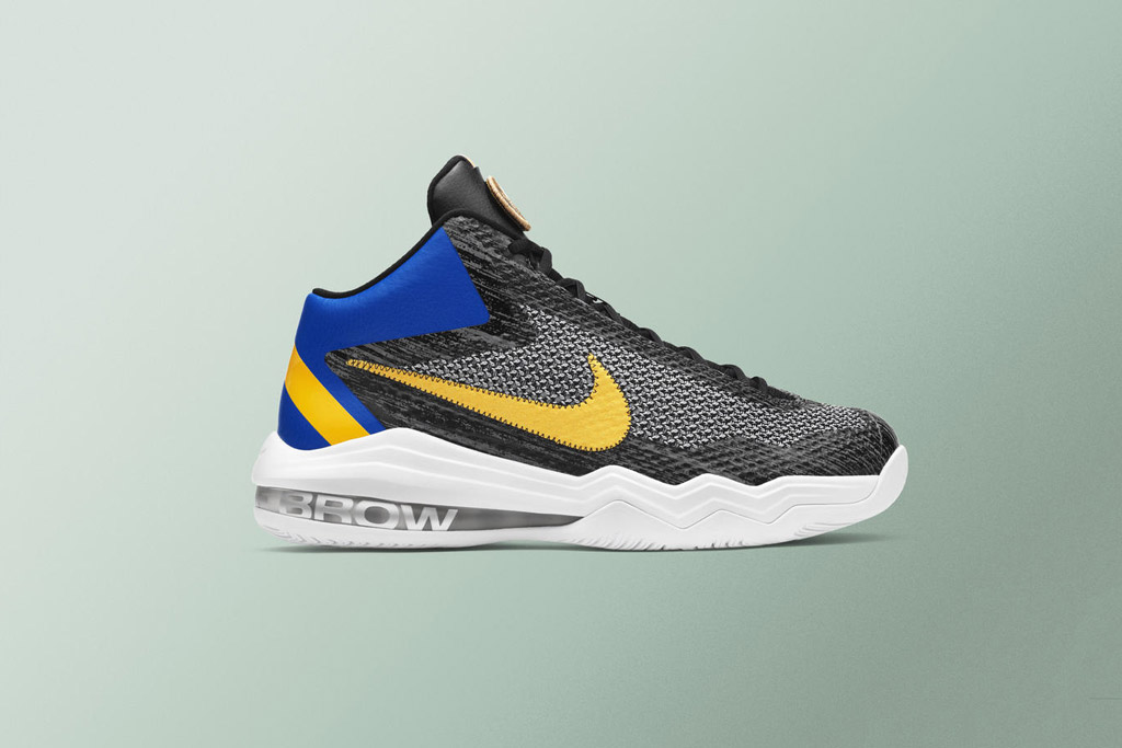 Nike Basketball Royalty Collection Air Audacity Anthony Davis All Star