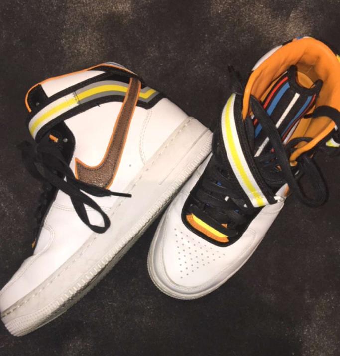 Nike Air Force One Ricardo Tisci Kylie Jenner
