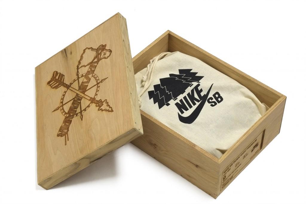 Nike Dunk High Premium SB Homegrown