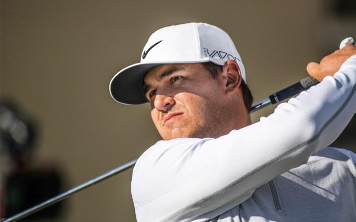 Nike Golf; Brooks Koepka