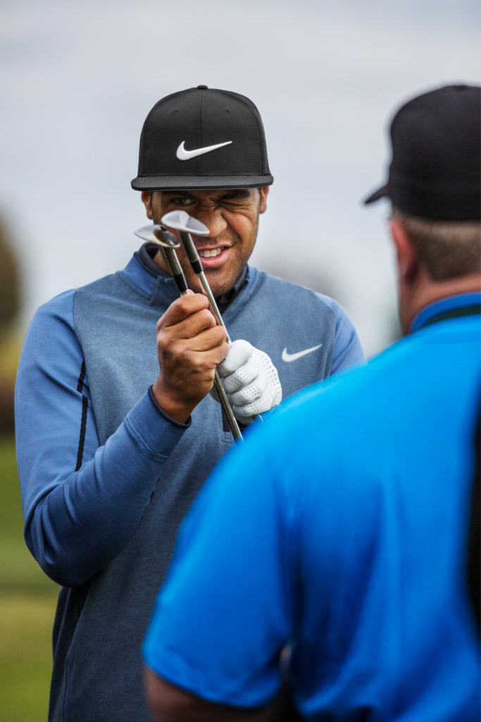 Nike Golf; Tony Finau