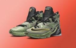 Nike Basketball Royalty Collection LeBron 13