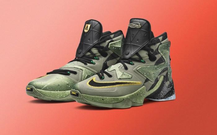 Nike Basketball Royalty Collection LeBron 13 All Star