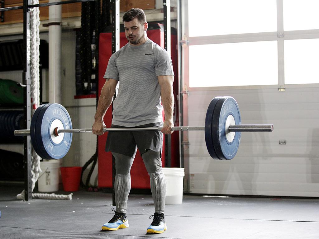 Mat Fraser Wins Reebok CrossFit Games