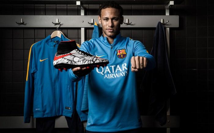 Neymar Jr. Nike Cleats
