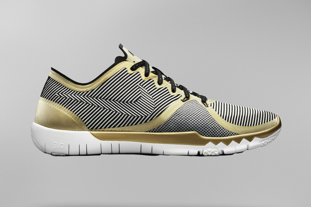 Nike Super Bowl 50 Gold Collection