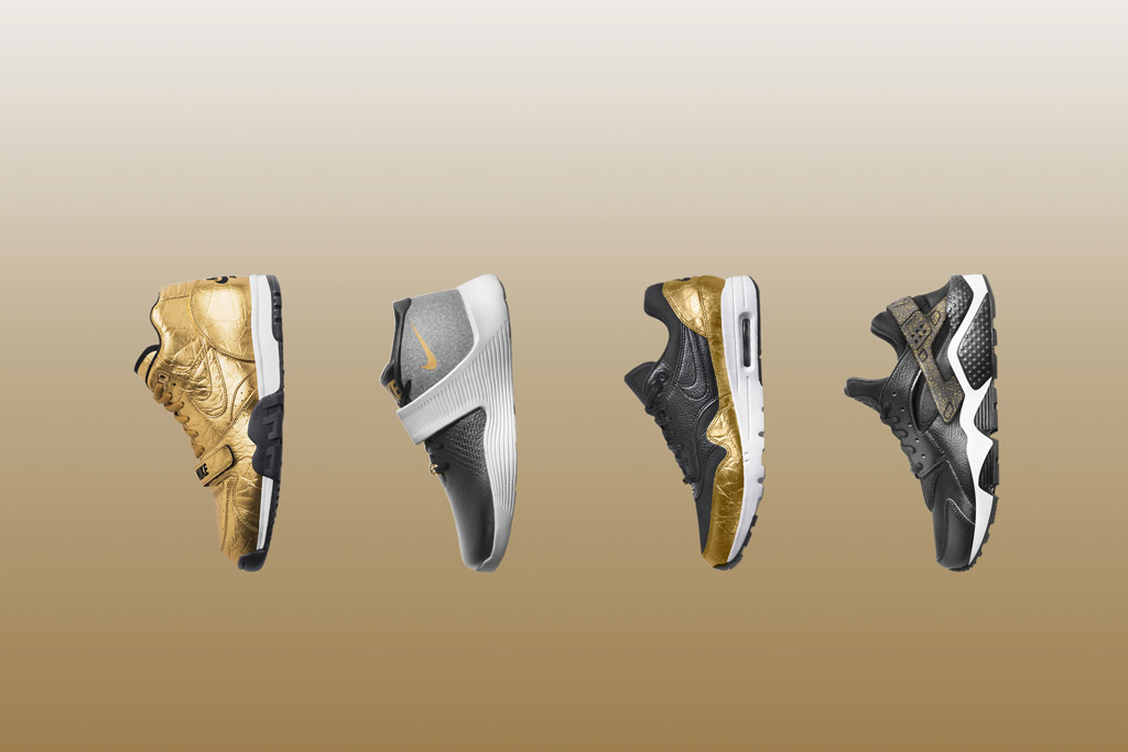 Nike Super Bowl 50 Speed Destroyed Collection