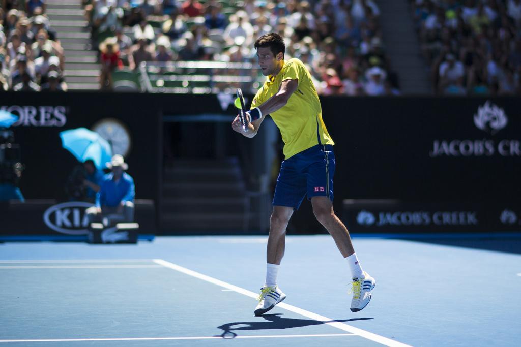 Novak Djokovic 2016 Australian Open Shoes