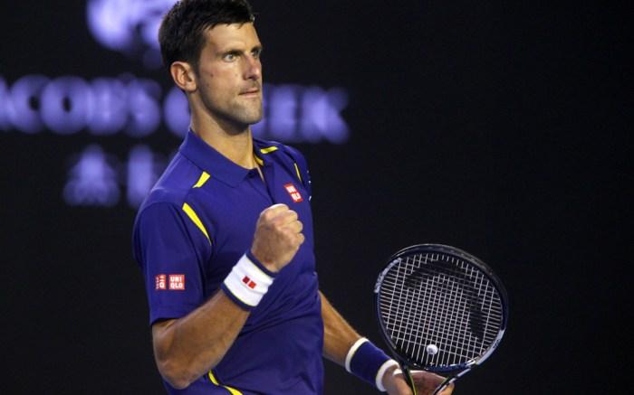 Novak Djokovic Australian Oepn