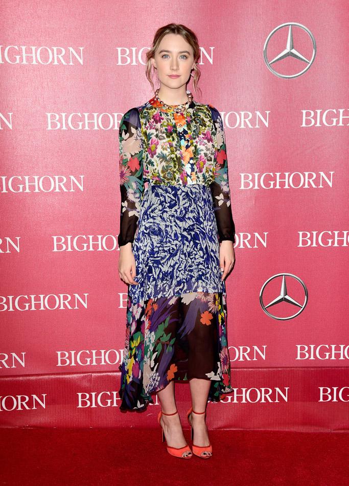 Saoirse Ronan Palm Springs International Film Festival