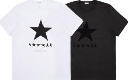 Paul Smith x David Bowie t-shirts