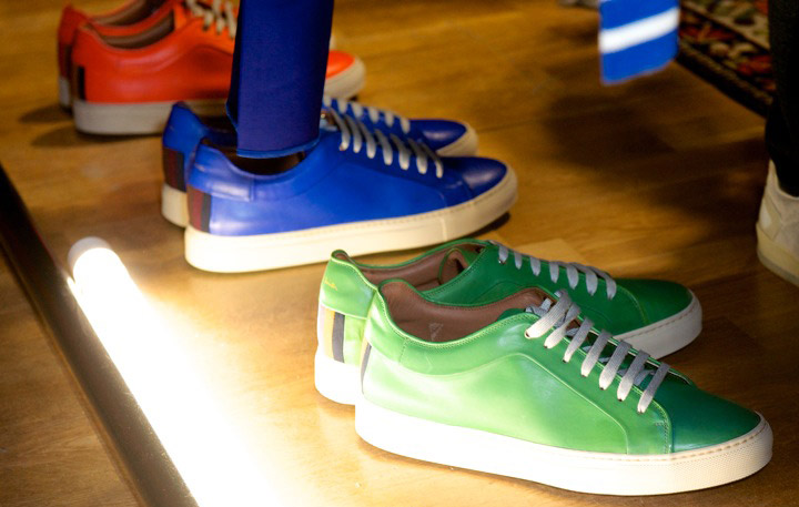 Paul Smith Men's Fall 2016 Shoes