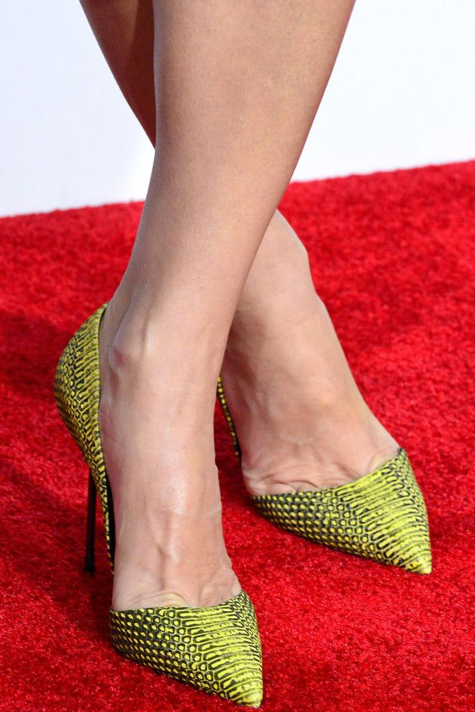 Sandra Bullock People's Choice Awards Red Carpet
