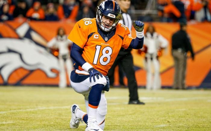 Peyton Manning Nike