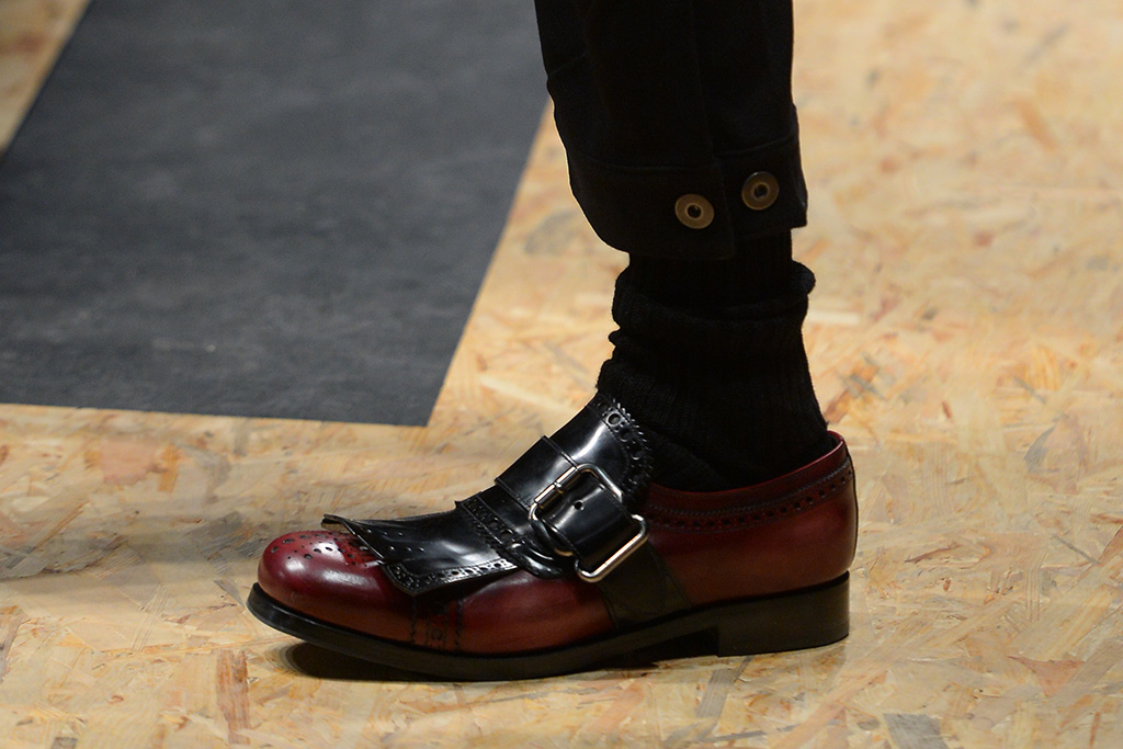 Prada Men's Fashion Week Fall 2016 Shoes