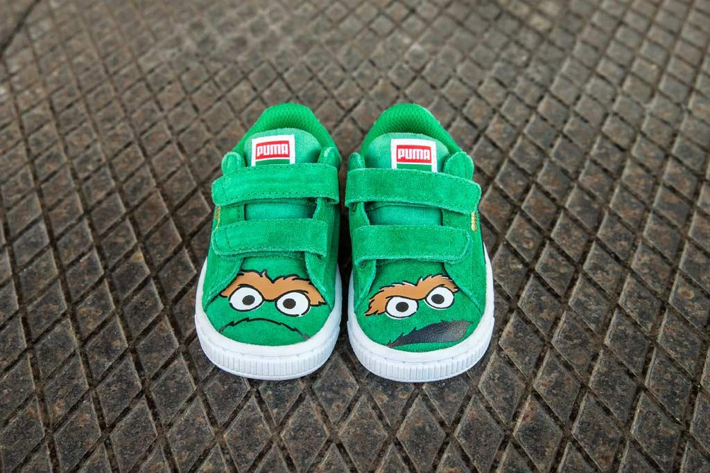 Puma x Sesame Street