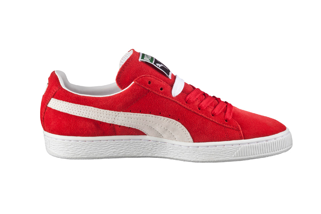 Puma Releases Updated Suede Basket Sneakers Footwear News