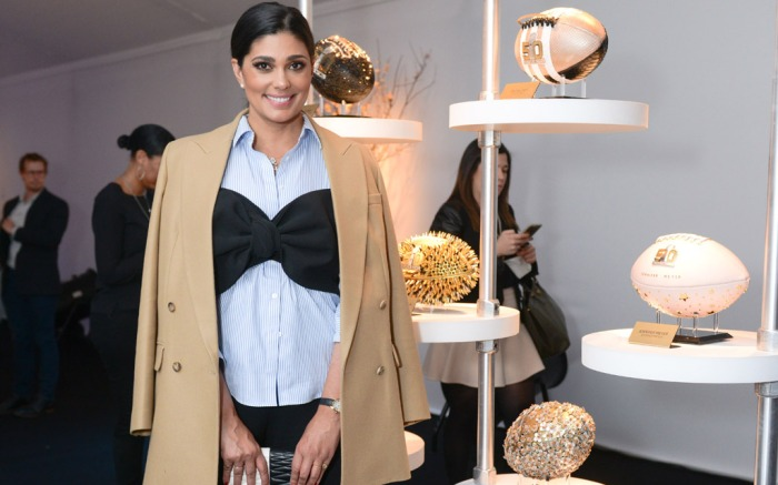 Rachel Roy CFDA NFL Super Bowl 50